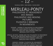 Chiasmi International 12. Merleau-Ponty. Philosophy and moving pictures