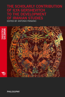 The scholarly contribution of Ilya Gershevitch to the development of Iranian studies