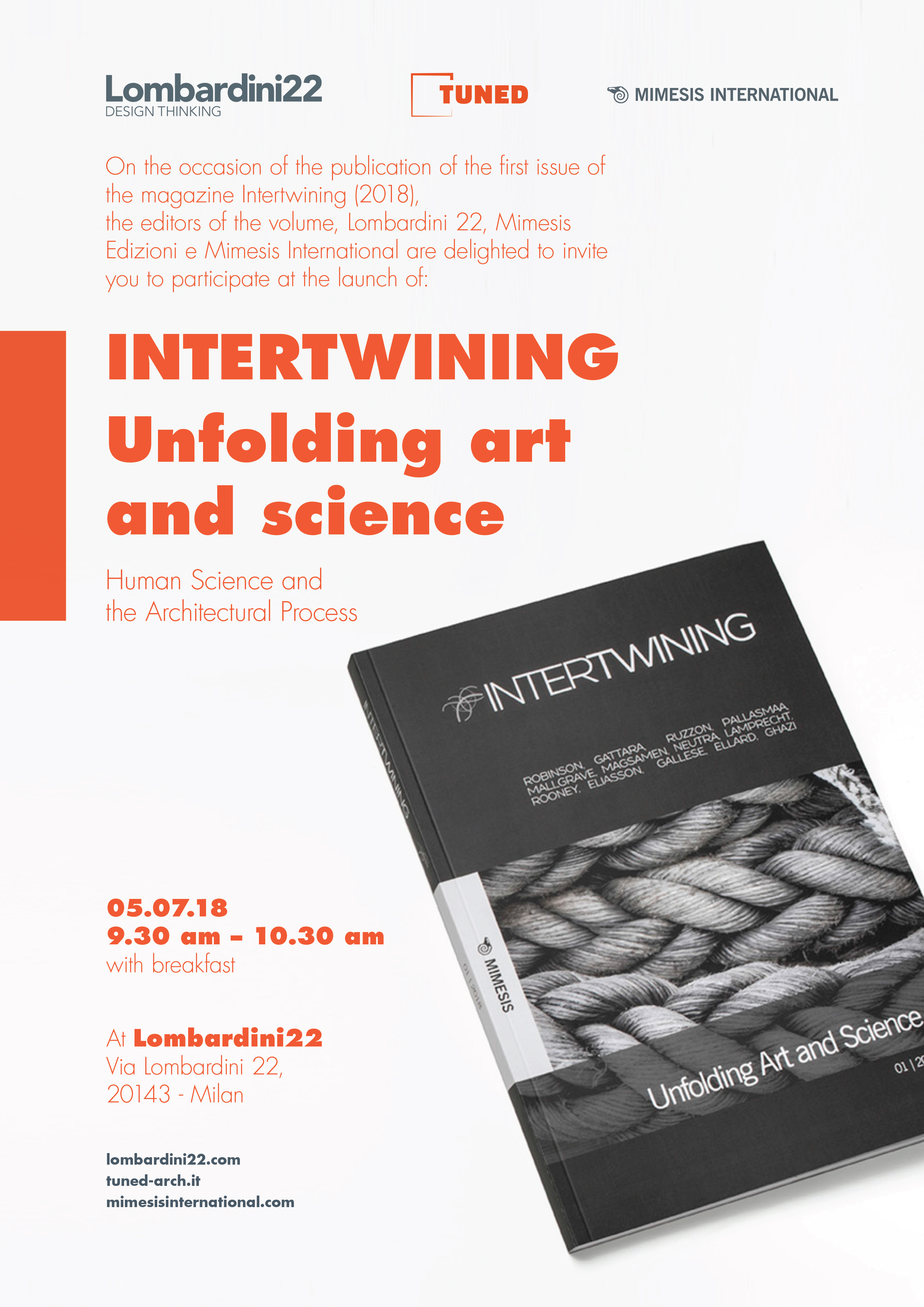 EVENT CANCELED – PRESS PREVIEW INTERTWINING