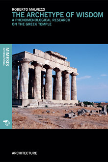 The Archetype of Wisdom. A Phenomenological Research on the Greek Temple Couverture du livre