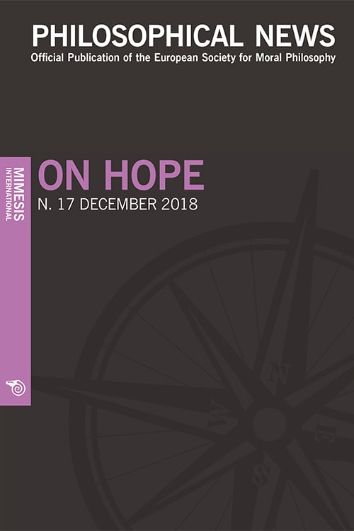 Philosophical News 17 – On Hope – December 2018