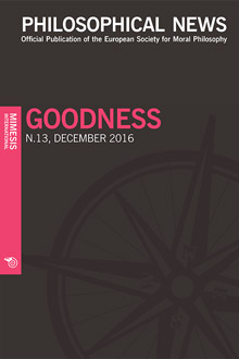 Philosophical News n. 13 – Goodness – December 2016