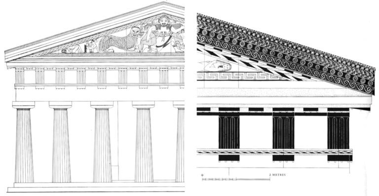 Greek temples and the experience of the Divine