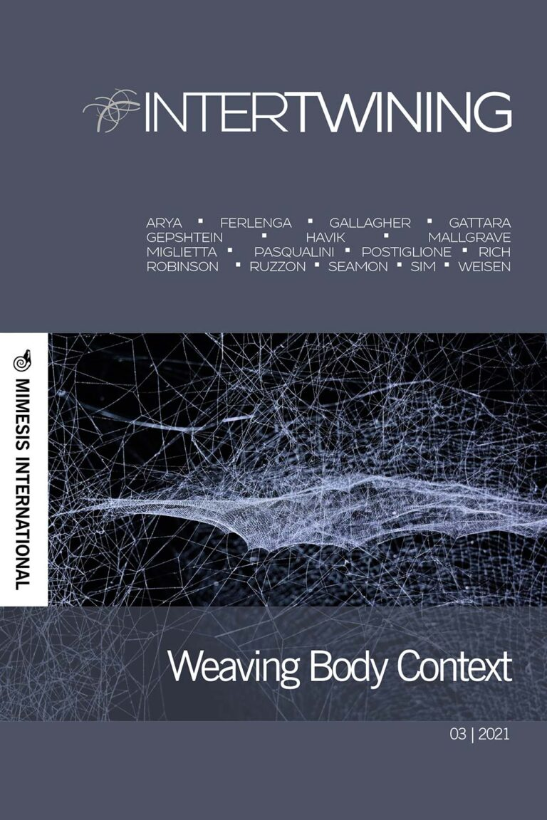 Intertwining – Weaving Body Context – 3 – 2021